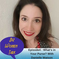 Can the contents of your purse predict your biz success? Maybe… #DanielleWatson, a trained archaeologist, joins me on today's call as we excavate my purse and discover my strengths and weaknesses. #BuildaKickassBiz http://apple.co/1L3ZyaS