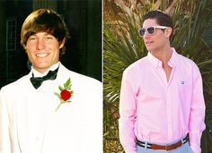 Southern Charm Cast Then and Now Cameron Eubanks, Southern Charm Cast, Side By Side Photo, Charmed Tv, Southern Sayings, Palace Hotel, Then And Now, Tv Series