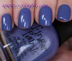 FingerPaints Grape Gumball Spring '12
