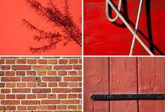 Rote Wände red walls