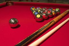 Krōm: The Next Evolution of Pool Billiard Ball Design by Krōm™ — Kickstarter