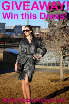 MyStyleSpot: #GIVEAWAY: #Win this Sexy Little Black Dress #LBD #contest #dress #black #mystylespot #blogger #fashion #style #sweeps OPEN WORLDWIDE!