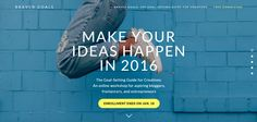 #BraverGoals: Make Your Ideas Happen in 2016 | April-Perez.com