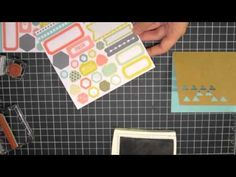 January Paper Pumpkin 2014 Stampin Up Un-boxing, Put-together, and Alternative Cards - YouTube
