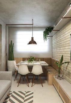 Scandinavian Dining Room Design: Ideas & Inspiration - Di Home Design New Interior Design, Room Interior, Interior Design Living Room, Design Interiors, Easy Home Decor, Home Decor Trends, Sala Grande, Dinner Room, Dining Room Design