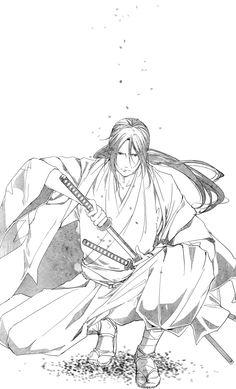 Hakuouki Shinsengumi ♥ Hijikata Toshizou #Anime #Otome #Game