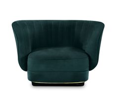 LUXURUY CHAIRS | ELK Armchair Brabbu | www.bocadolobo.com/ #modernchairs #chairideas
