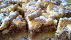 Poppy Cake, Hungarian Recipes, Hungarian Food, Apple Pie, Nutella, Banana Bread, Main Dishes, French Toast, Cooking Recipes