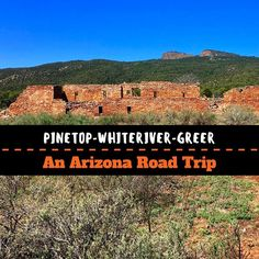 A #roadtrip to Fort Apache Indian Reservation @visit_arizona #travel #TBIN #VisitArizona  Click the link in our profile for the itinerary and amazing photos!
