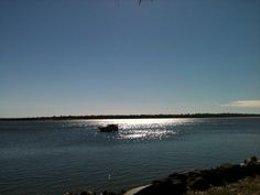 Afternoon dazzle on the water at Burrum Heads looking across from Lions Park, a favourite for visitors especially on weekends or holidays. Whale Watching, Heaven On Earth, Caravan, Lions, Serenity, Coastal, Places To Visit, Australia, River