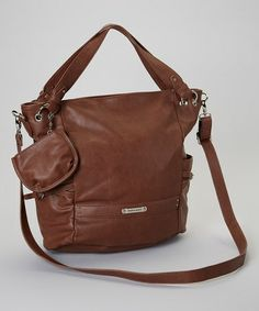 Take a look at this Dark Brown Dakota Tote & Coin Purse by Franco Sarto on today! Best Handbags, Tote Handbags, Franco Sarto, Dark Brown, Messenger Bag, Shoulder Strap, Coin Purse, Jewelry Accessories, Satchel