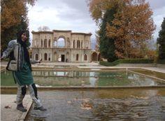 Iran. Shazdeh Garden. by Nima Moinpour, via Flickr