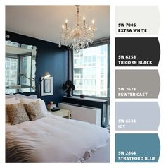 Chip It! by Sherwin-Williams – Bedroom