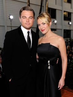 World Still Coming to Terms with Leonardo DiCaprio and Kate Winslet Not Being a Real-Life Couple