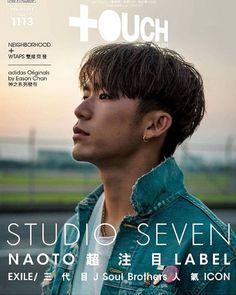 東touch 台湾 NAOTO 三代目 seven