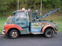 Rat Rod Tow Truck on eBay - The 1947 - Present Chevrolet & GMC Truck Message Board Network