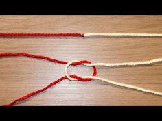 (4253) 🌈NUDO de CIRUJANO - INVISIBLE para UNIR LANAS. (Nudo Indestructible) - YouTube Joining Yarn Crochet, Crochet Yarn, Loom Knitting, Knitting Stitches, Knitting Patterns, Magic Knot, Crochet Instructions, Crochet Videos, Crochet Basics