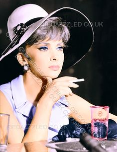 GINA LOLLOBRIGIDA TECHNICOLOR CONVERSION BY BEDAZZZLED FROM B/W PRINT Hollywood Dress, Hollywood Icons, Vintage Hollywood, Gina Lollobrigida, Solomon And Sheba, Star Actress, Cinema, Vivien Leigh, Audrey Hepburn
