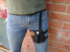 Ladies Thigh Holster