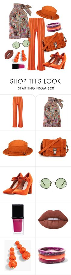 """""""Retro hippie"""" by forgetrules ❤ liked on Polyvore featuring Simon Miller, Fendi, Hermès, Proenza Schouler, Nasty Gal, Ancient Greek Sandals, Givenchy, Lime Crime, J.Crew and Dinosaur Designs"""