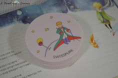 A Bumblebee´s Journey: SwissPure - Glow Wear HD Cushion Le Petit Prince (Review)