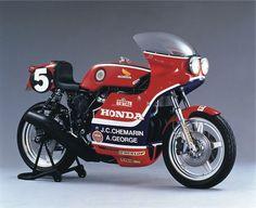 Bol d'or Honda RCB1000