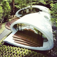 Interesting Architecture In Japan