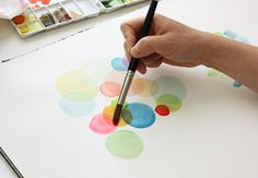 watercolor basics: transparency