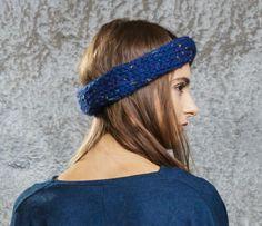 Zeit wird's für Kuscheliges: Handgestricktes Stirnband von Diba se Diva jetzt bei LIEBLINGSBRAND bestellen: http://ift.tt/2fsF8Pz