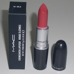Brand new Mac lipstick 100% Authentic , Brand New! Can Be Sold Separately , Beautiful Color, Color: on hold MAC Cosmetics Makeup Lipstick