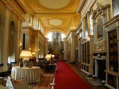 Blenheim Palace Library - i love it