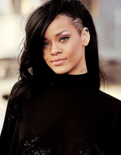 #Rihanna's new #hairstyle
