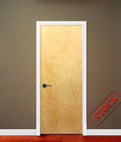 6 Panel White Birch 6 39 8 80 Darpet Interior Doors