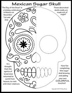 Art Emrichment Everyday OCTOBER Activity Coloring Pages