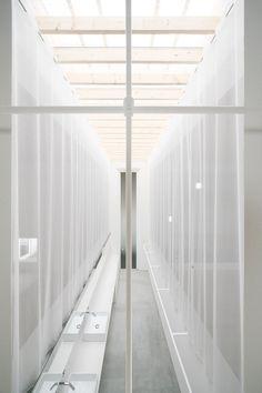 repository, Asahikawa, 2012 - Jun Igarashi Architects #japan #architecture #interiors
