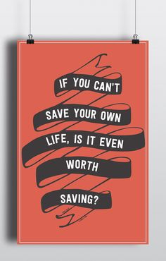 Eleanor and Park Poster. The answer is yes, every life is worth saving Eleanor And Park Quotes, I Love Books, Good Books, How Soon Is Now, Favorite Book Quotes, Rainbow Rowell, Quotes From Novels, Any Book, Pretty Little Liars