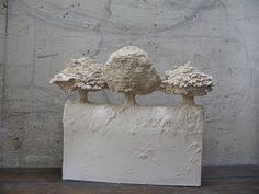 Anne-André Carron -Talus Sculpture en terre cuite Pottery Sculpture, Sculpture Art, Ceramic Sculptures, Ceramic Teapots, Ceramic Art, Ceramic Flowers, Tea Pots, Ornament, Decoration