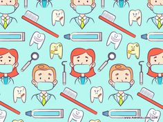 Dentist Pattern by KellerAC on DeviantArt Browsing thru online and found these…