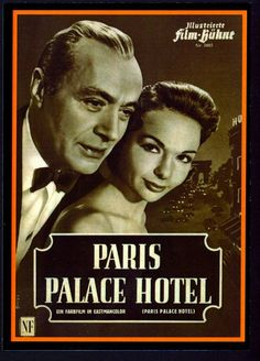 Electronics, Cars, Fashion, Collectibles, Coupons and Francoise Arnoul, Palace Hotel, Paris, Movie Posters, Movies, Ebay, Movie, Musik, Cards