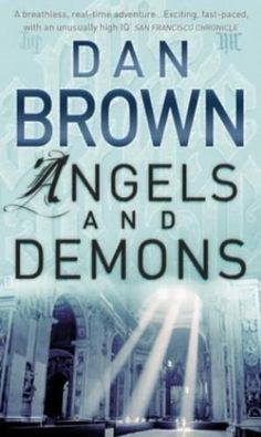 Angels and Demons by Dan Brown - got really involved in this race. Great read.