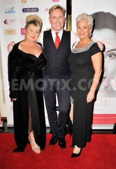 Wear it for Autism Denise Welch Nicola Duffett