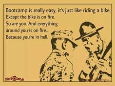 Boot Camp is really easy... #USMC #ParrisIsland #SemperFi