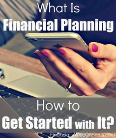 What Is Financial Planning and How to Get Started with It? Most likely you have heard about financial planning. Quite often it may sound scary and very complicated. But what is financial planning and why should you care? These 6 simple steps help you out! Step # 5 is unfortunately often forgotten by many.