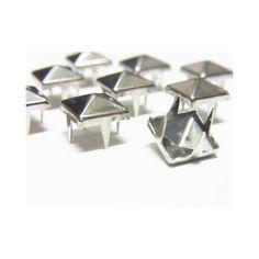 $0.99 (Buy here: https://alitems.com/g/1e8d114494ebda23ff8b16525dc3e8/?i=5&ulp=https%3A%2F%2Fwww.aliexpress.com%2Fitem%2F100-Pcs-10mm-Leathercraft-DIY-Metal-Punk-Spikes-Spots-Pyramid-Studs-Goth-Silver%2F32732249055.html ) 100 Pcs 10mm Leathercraft DIY Metal Punk Spikes Spots Pyramid Studs Goth-Silver for just $0.99