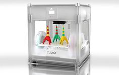 Impresora CubeX 3D en latiendadelcad.com