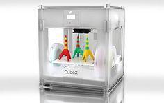Cubex 3D Printer - Won Best of CES 2013