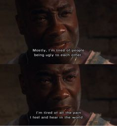 John Coffey, 'The Green Mile' (1999)