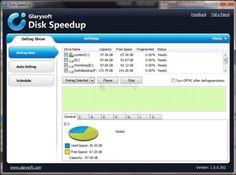 Desfragmentador de disco gratuito http://disk-speedup.programas-gratis.net/