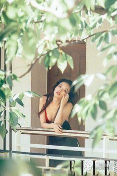 Shu Qi covers Elle | China Entertainment News