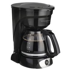 Kitchen Smith by BELLA 12 Cup Manual Coffee Maker : Target